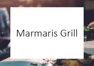 Logo Marmaris Grill