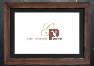 Café Konditorei Pfeffer im Traditionshaus Fischer