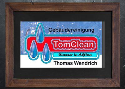 TomClean Gebäudereinigung