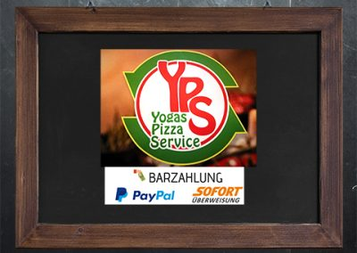 Yogas Pizza Service