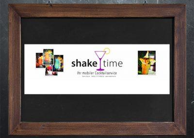 Shaketime – Cocktailservice und Cocktailtaxi