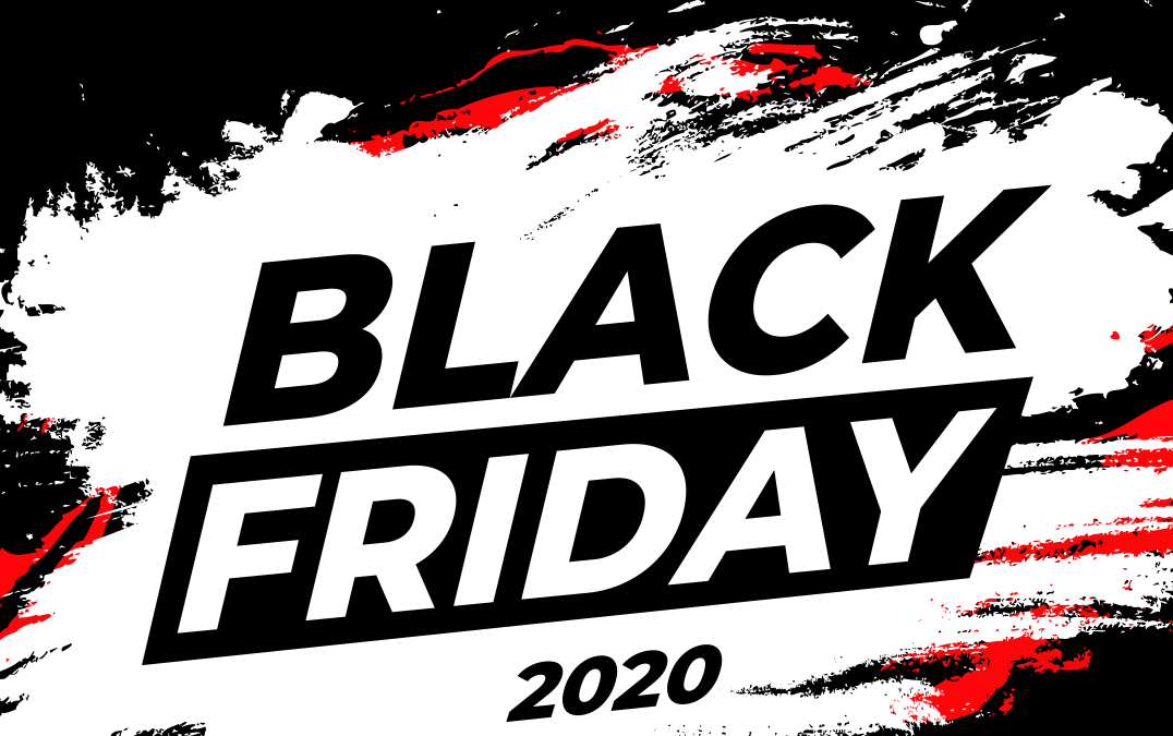 Grafik zum Black Friday in Datteln